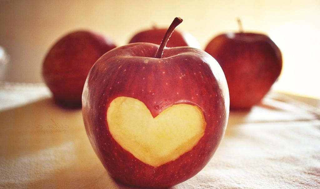 Apie meilę ir obuolius
